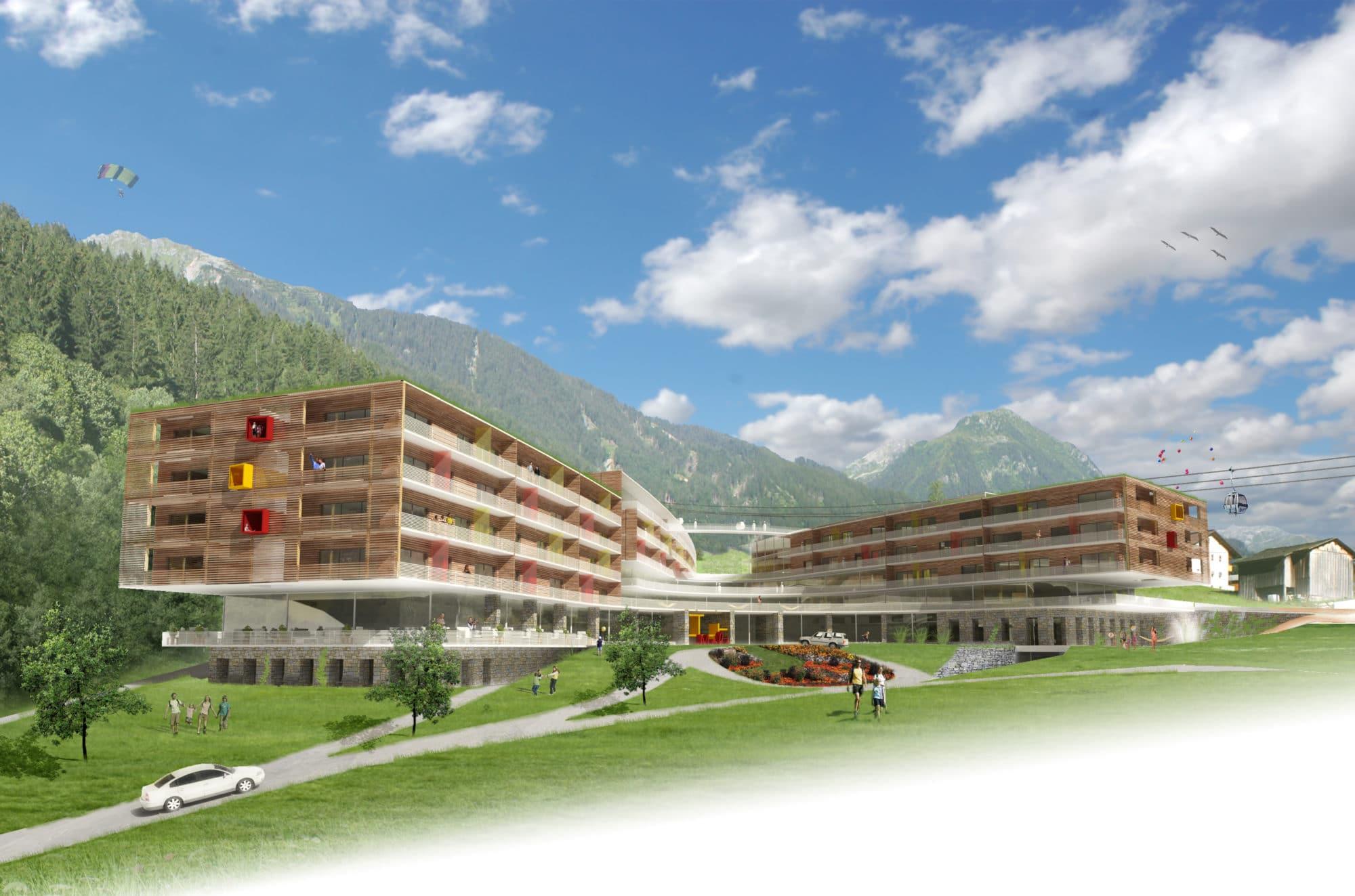 Kinderhotel Vermalino
