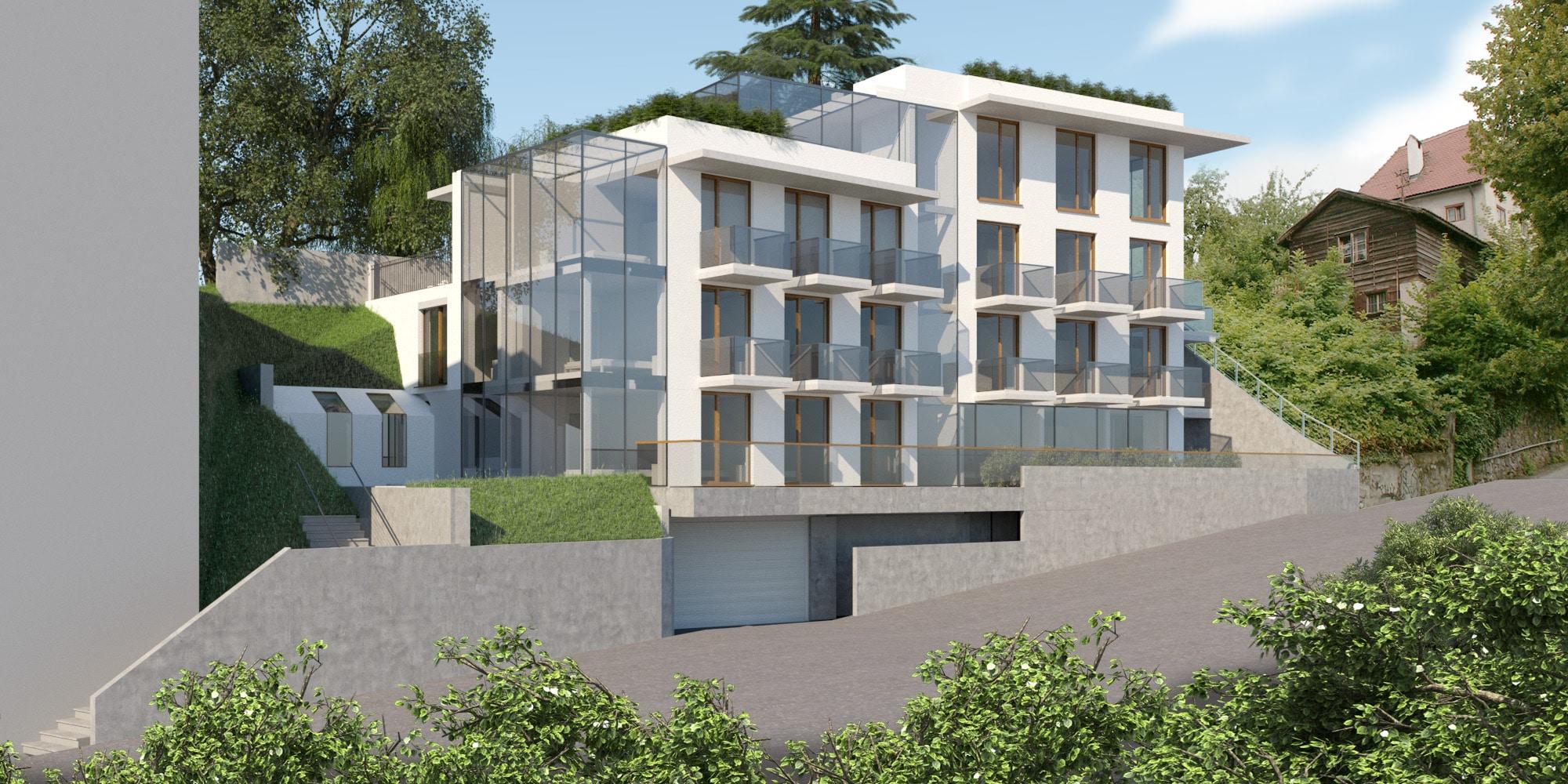 Wohnhaus Kirschentalgasse