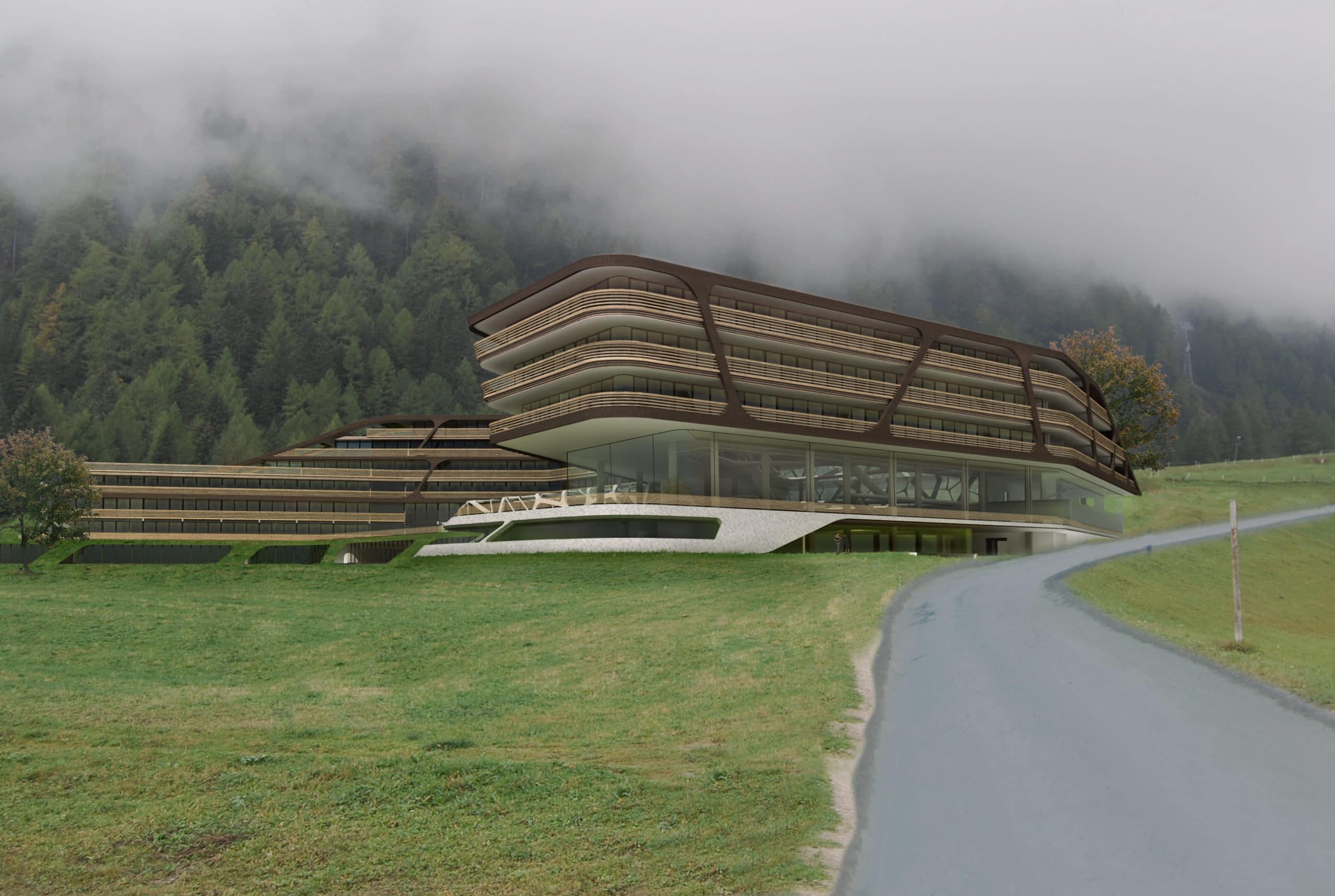 Hotel Kneissl Sports Resort
